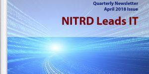 NITRD NewsLetter - April 2018